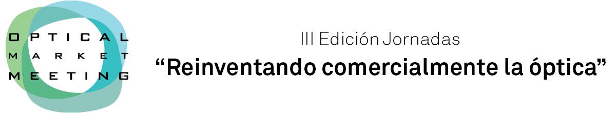 """Jornadas """"Reinventando comercialmente la óptica"""" 2016"""
