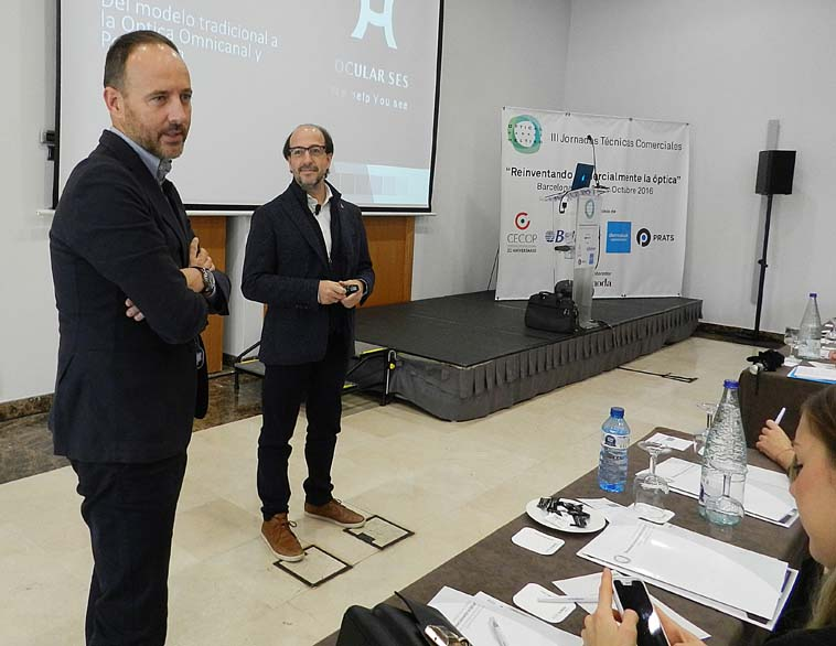 Enrique Rubio y Carlos Maíz